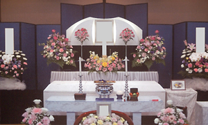 家族葬Sプラン¥250,000(税別)