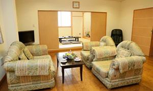 親族控室 宿泊可能