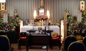 矢板ホール(優美)で家族葬