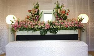 プラン20花祭壇¥210,000(税込)