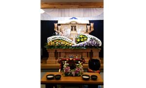 オリジナル生花祭壇