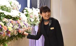 女性の葬祭ディレクターも活躍中!