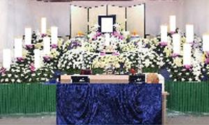 (花祭壇セット)¥247,000