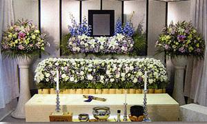 花祭壇一例